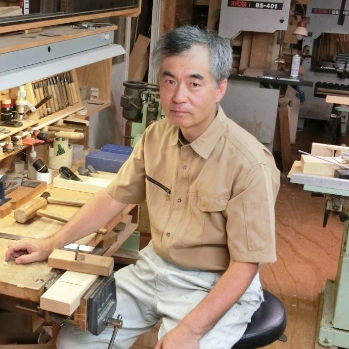Teshiba Masanori | Owner Of Japanese Tool Store Mandaraya