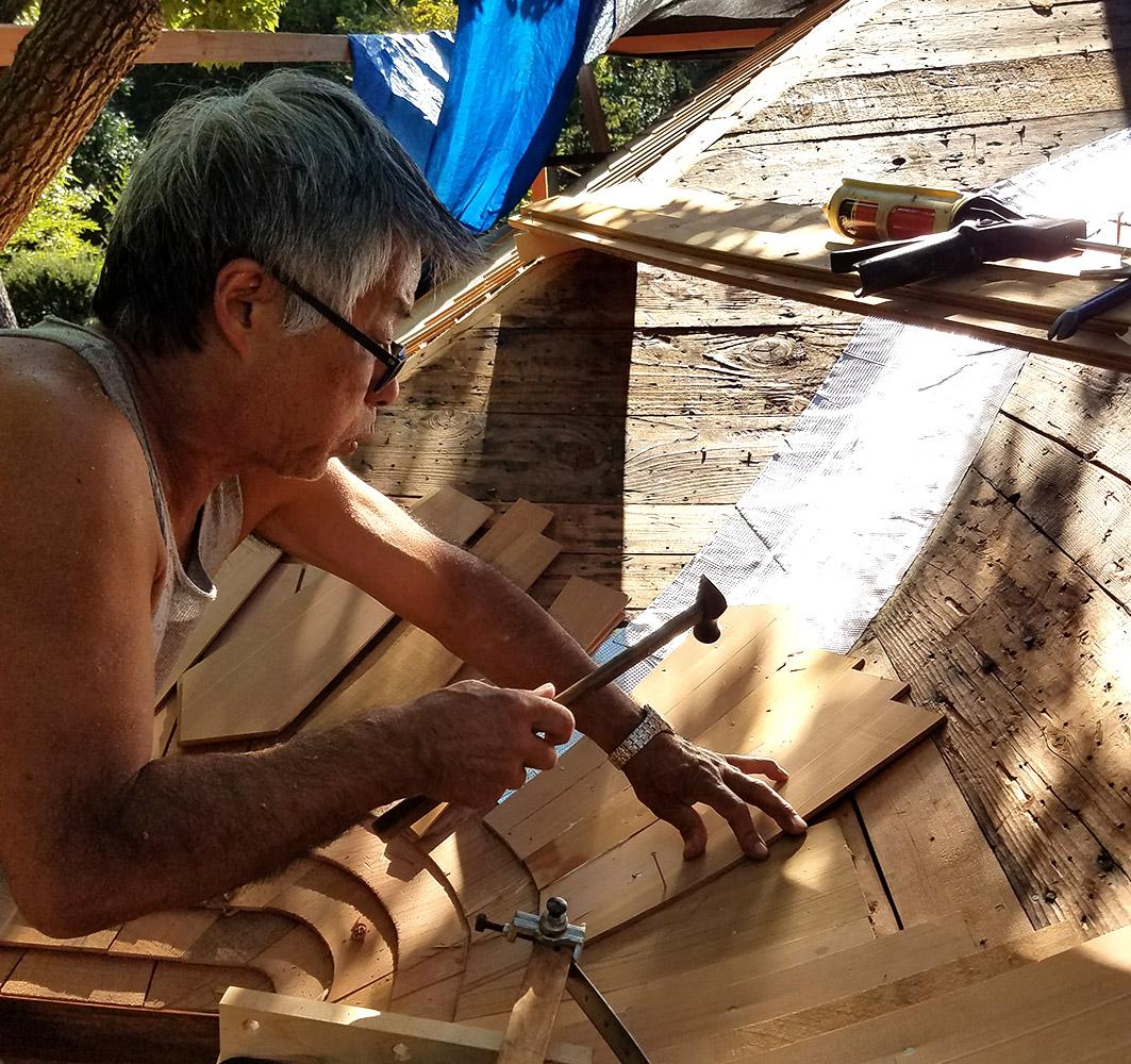 Makers Abroad Hiroshi Sakaguchi Japan Woodcraft Association